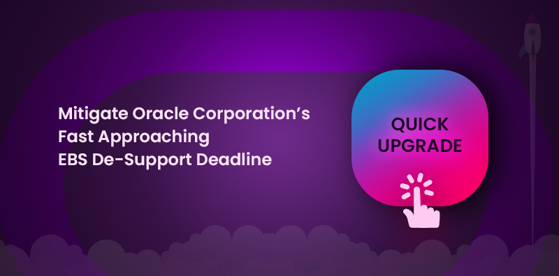 Oracle upgrade